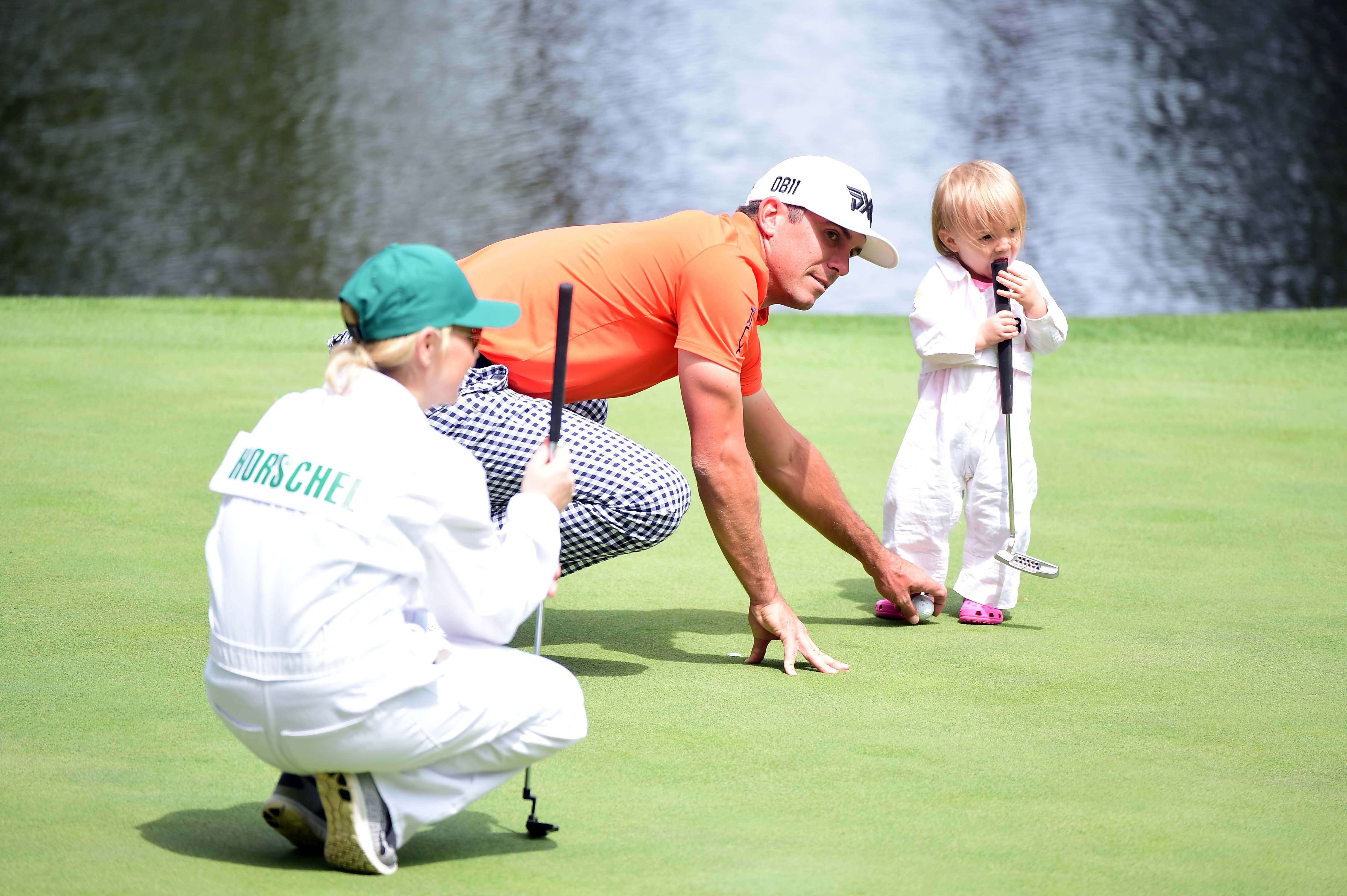 Billy and Brittany Horschel