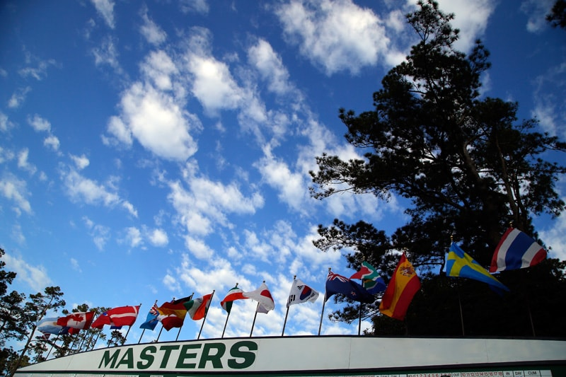 2016 Masters Tournament