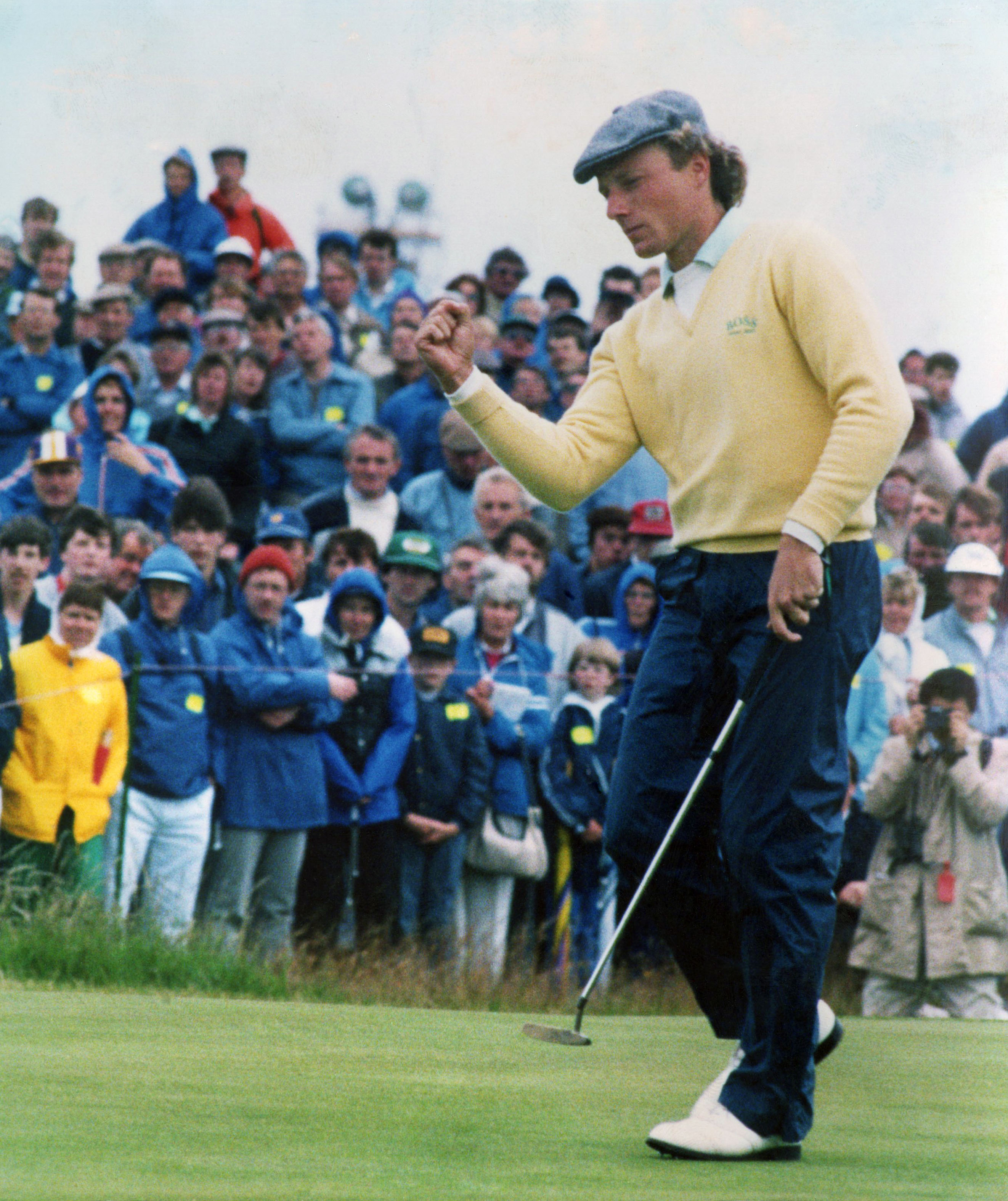 1. 1985: Langer's jacket double