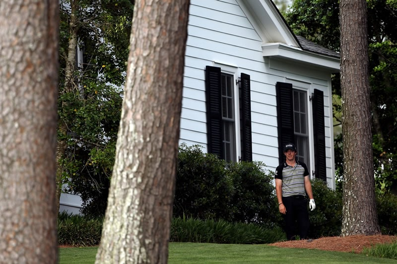 2011 Masters: Rory McIlroy