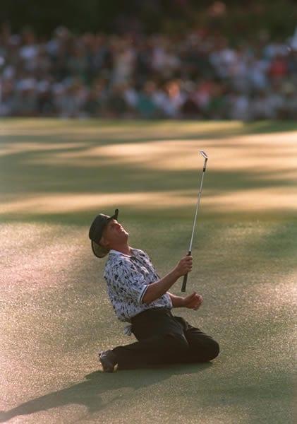 1996 Masters: Greg Norman