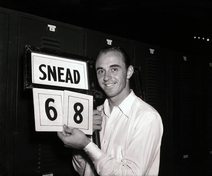 1939 U.S. Open: Sam Snead