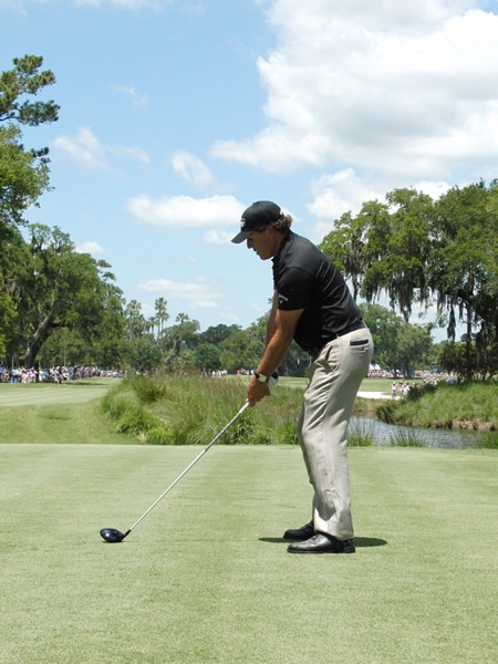 Swing Sequence Phil Mickelson Golf Channel
