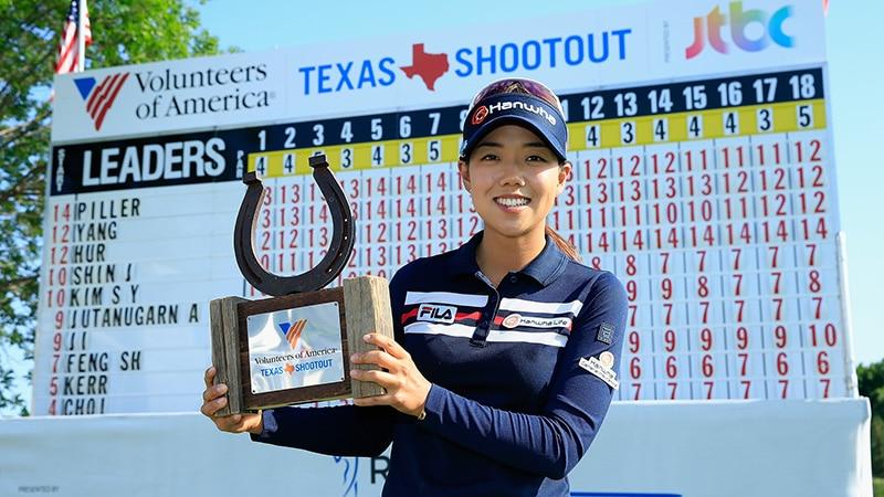 Volunteers of America Texas Shootout: Jenny Shin