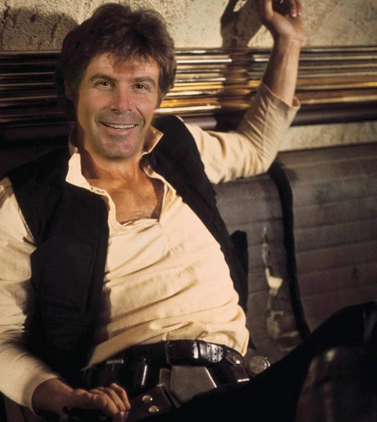 Fred Couples as Han Solo