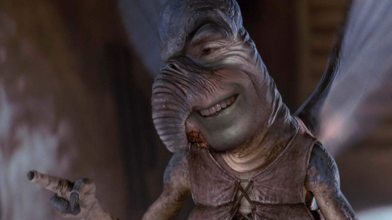 Jim Furyk as Watto