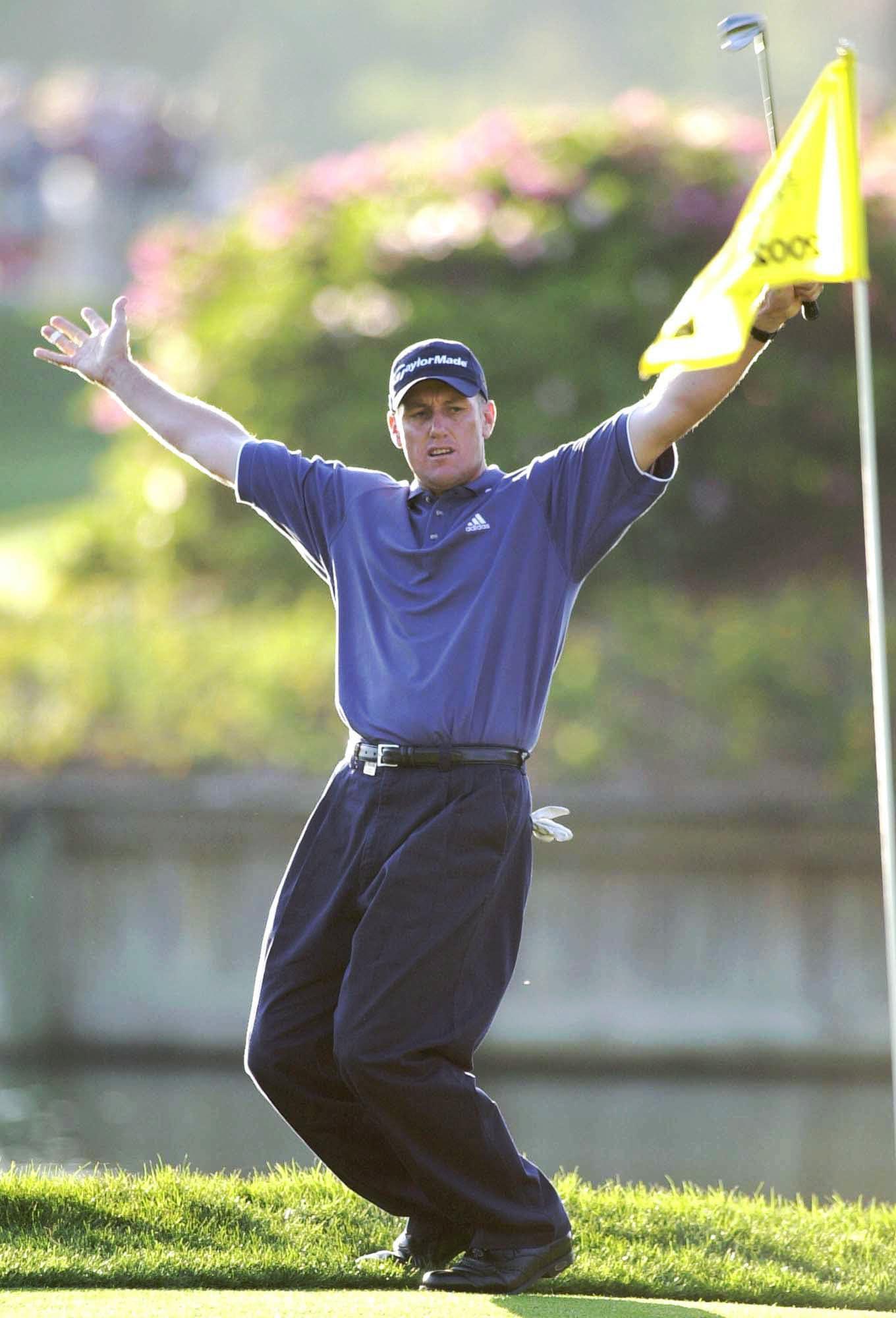 12. 2002: Perks' fantastic finish