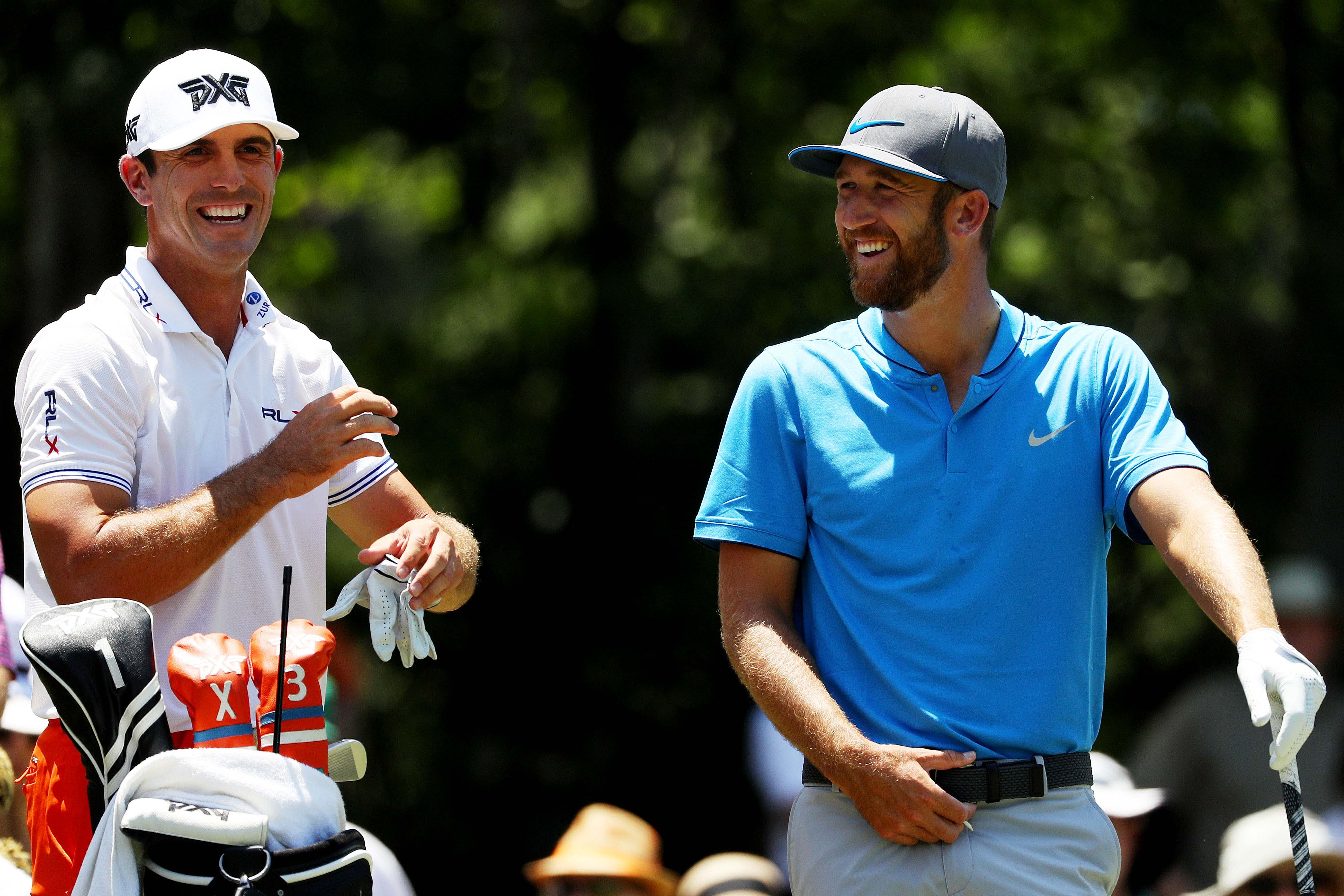 Billy Horschel and Kevin Chappell