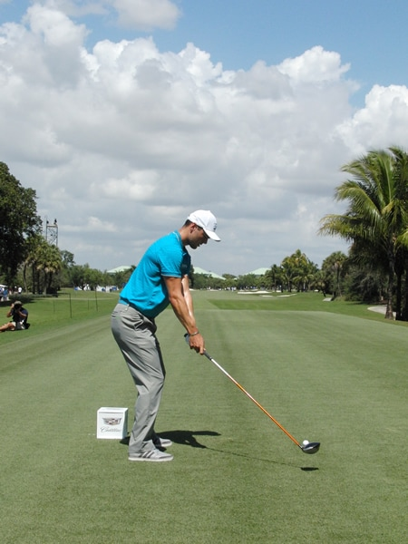 Kaymer swing sequence, 2