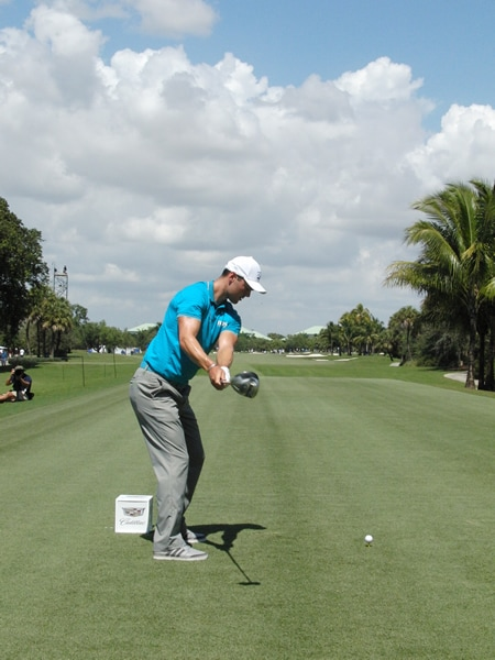 Kaymer swing sequence, 3