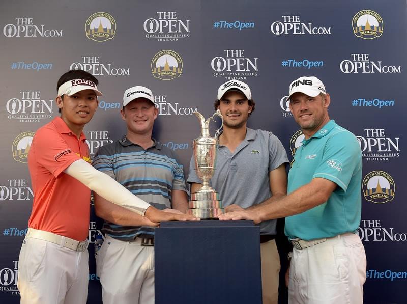 Thailand Golf Championship qualifiers