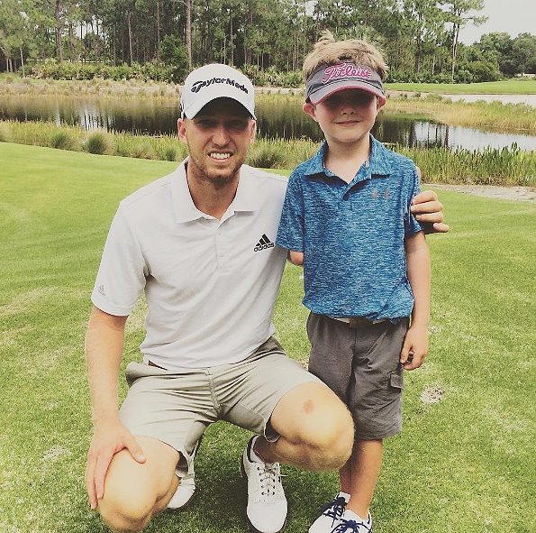 Daniel Berger and Tommy Morrissey