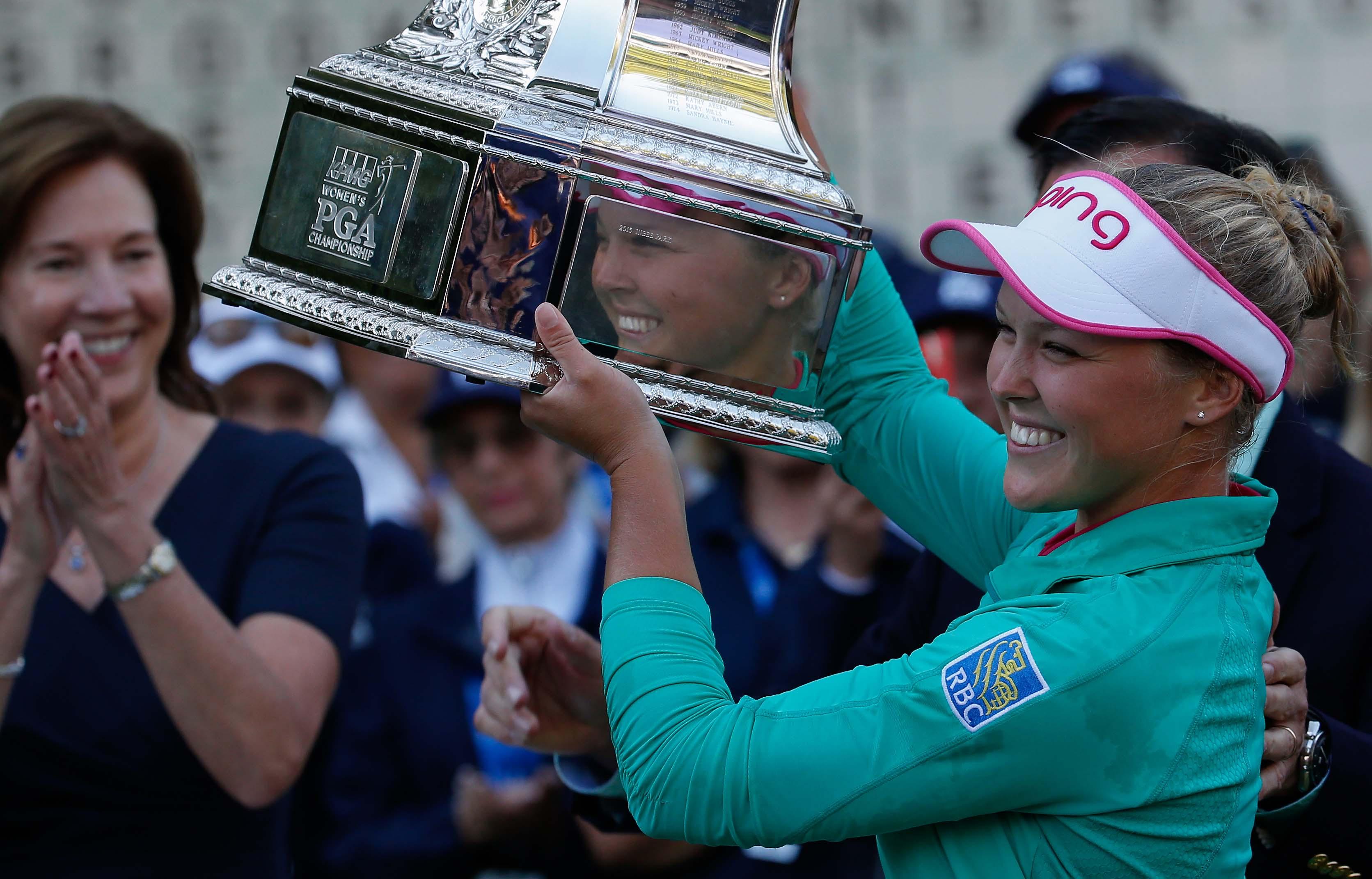 KPMG Women's PGA Championship: Brooke Henderson
