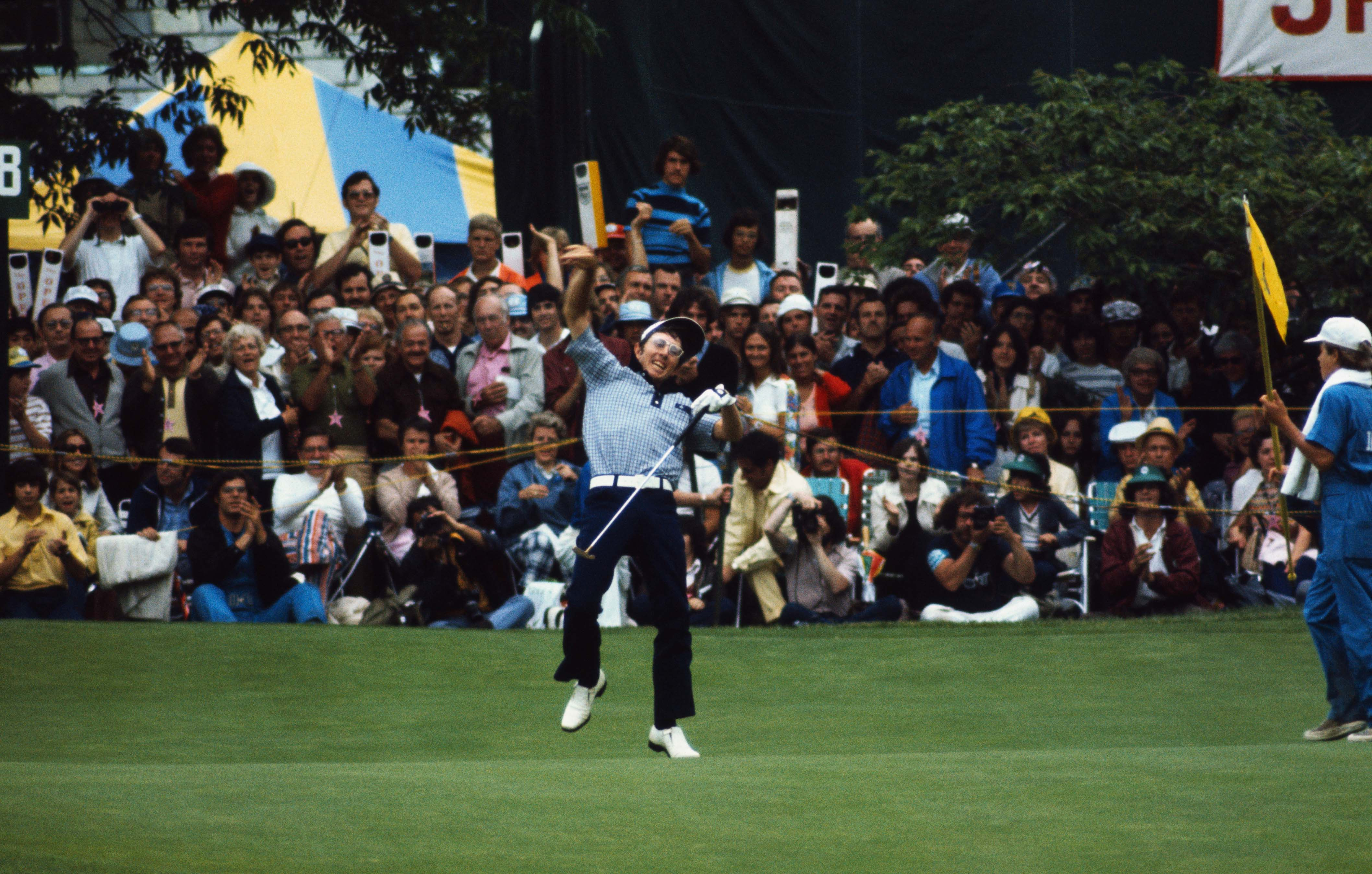 19. 1974: Rough time at Winged Foot