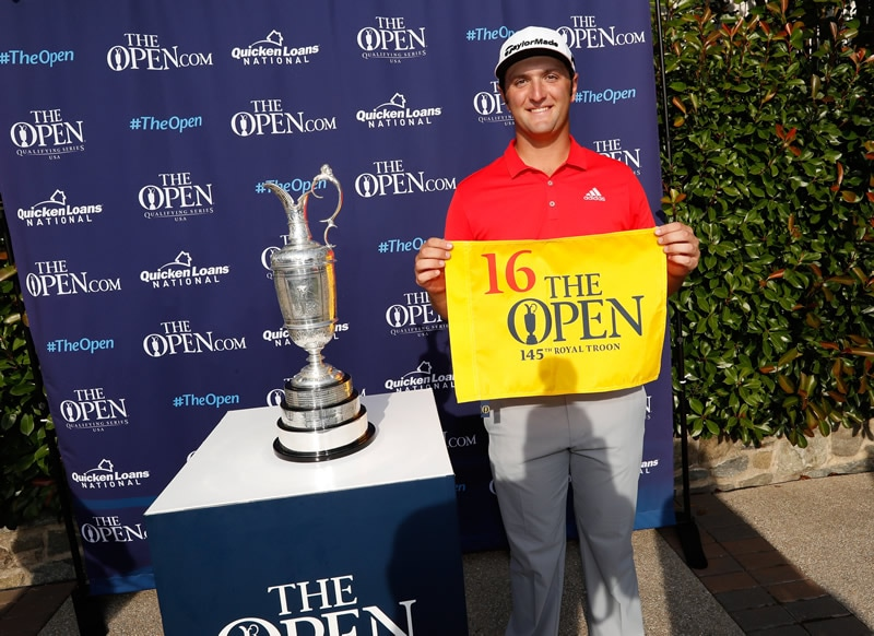 Quicken Loans National: Jon Rahm