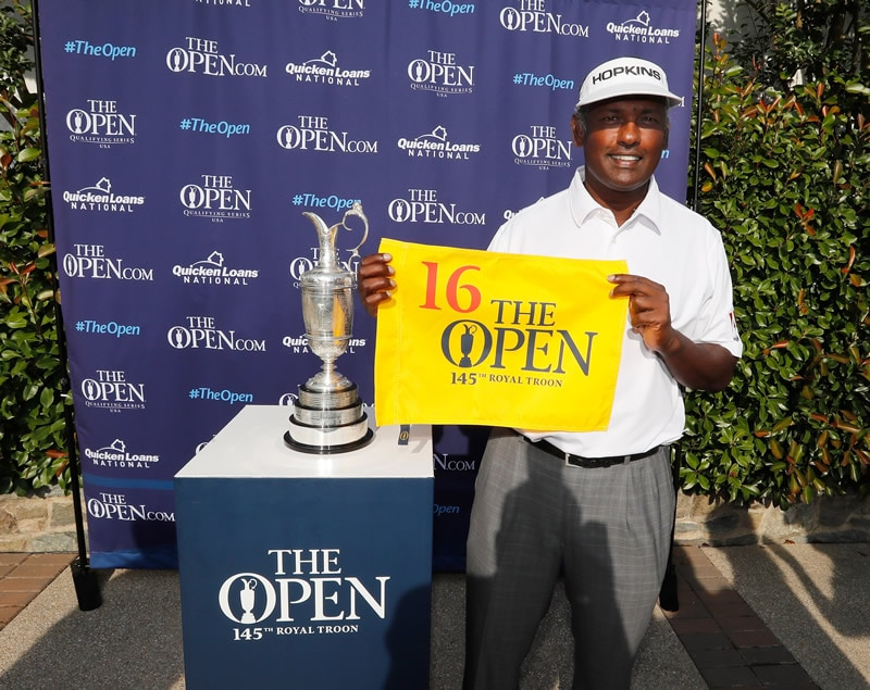 Quicken Loans National: Vijay Singh