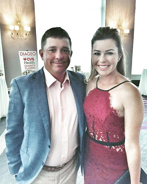 Jason Dufner and Paula Creamer