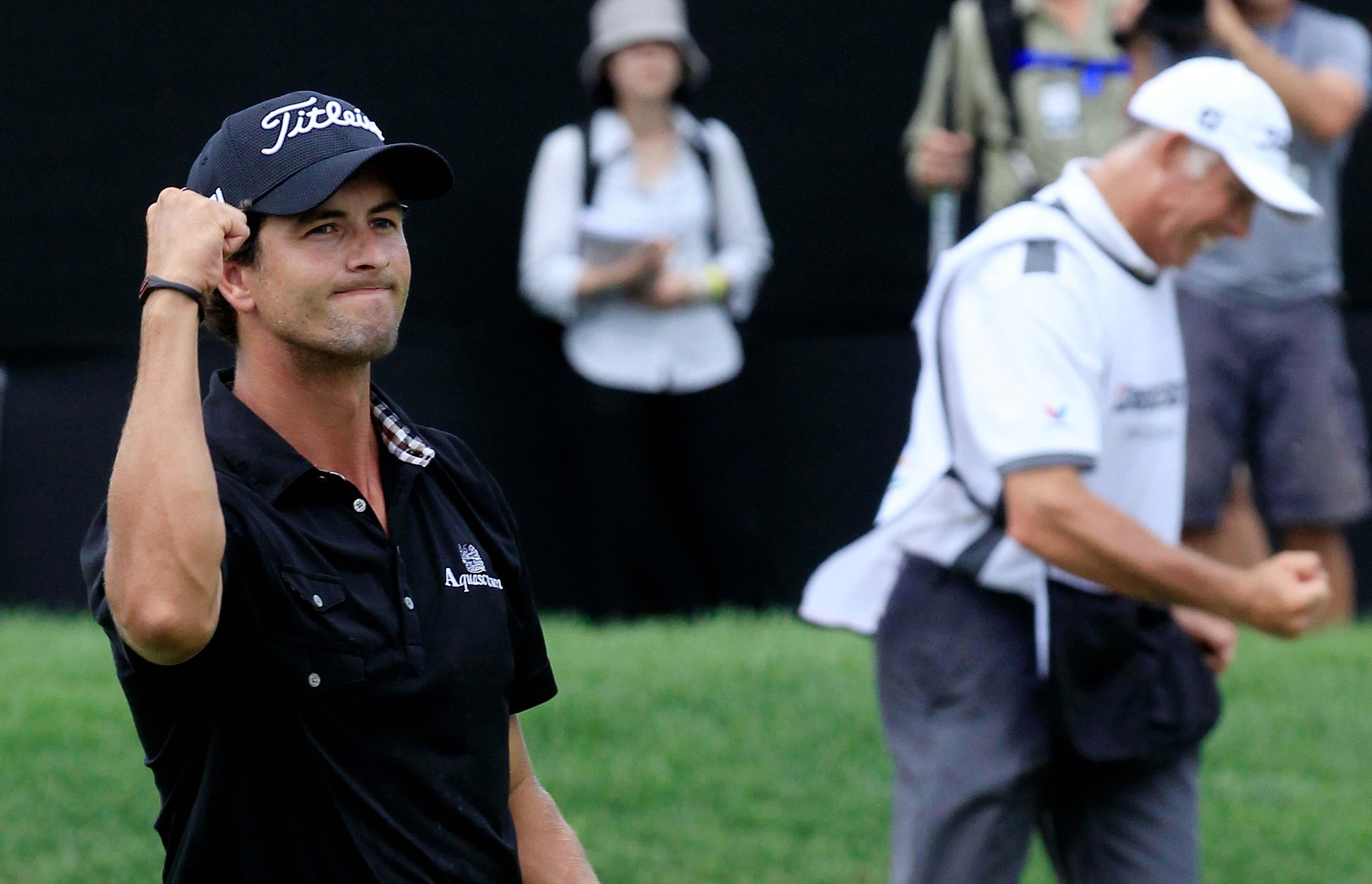 2. 2011: Scott wins, Williams yaps