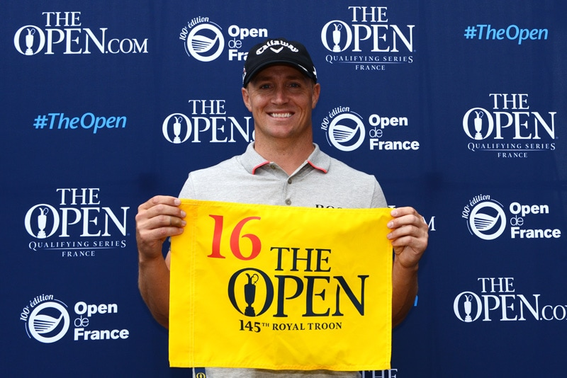Open de France: Alex Noren