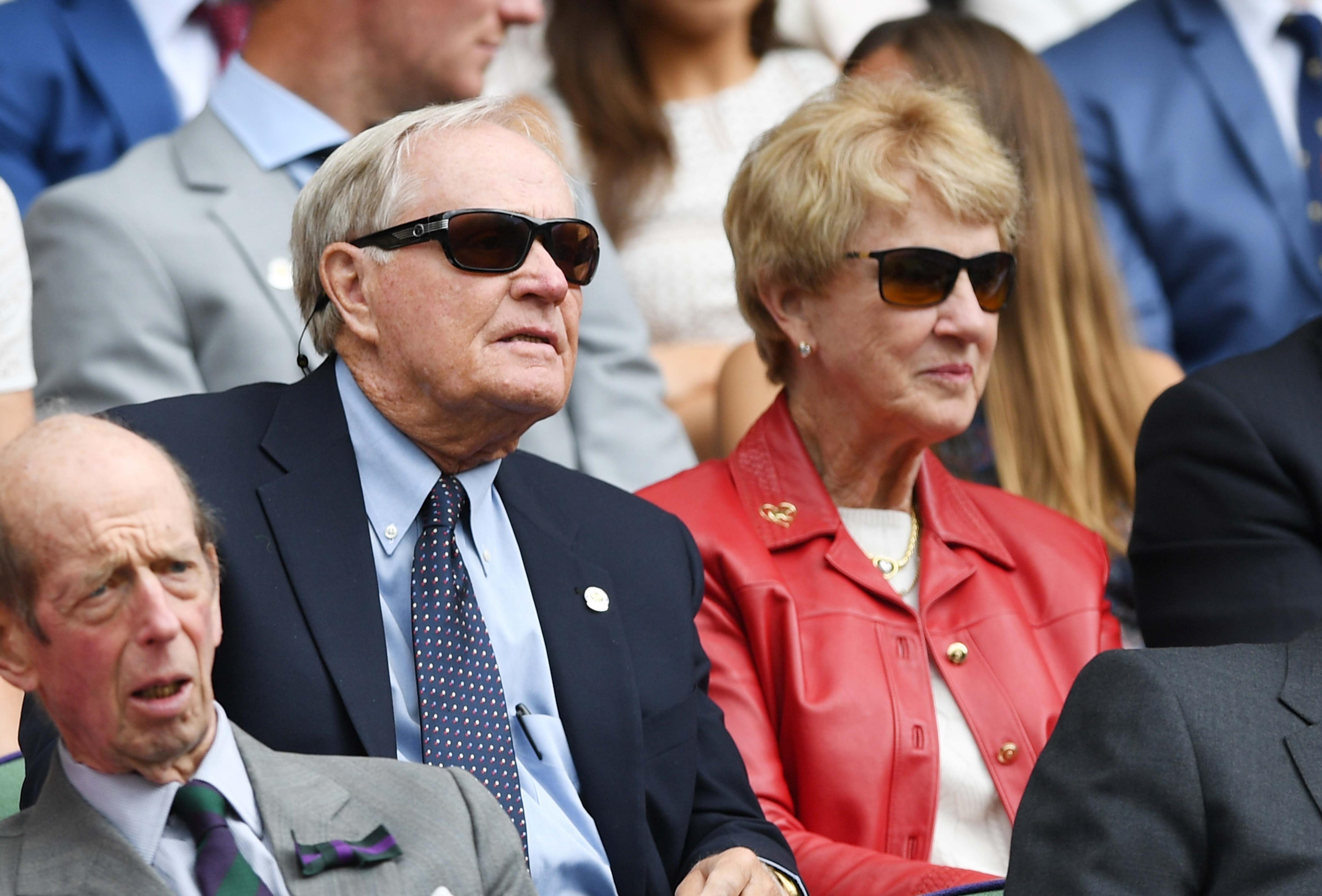 Jack and Barbara Nicklaus