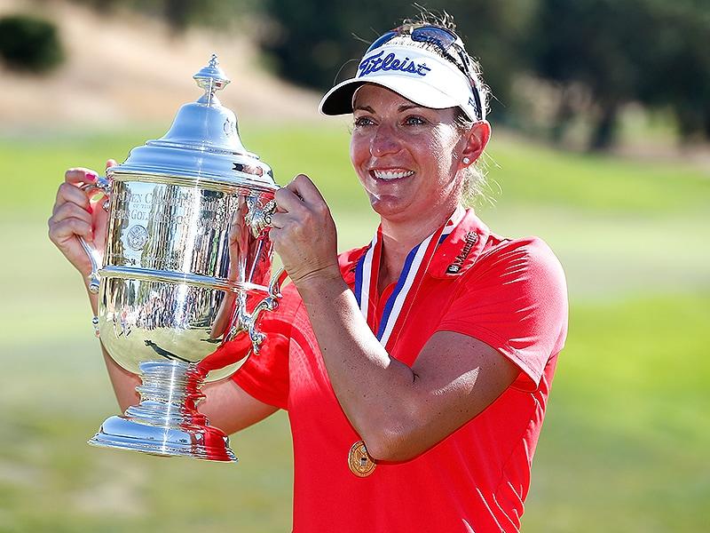 U.S. Women's Open: Brittany Lang