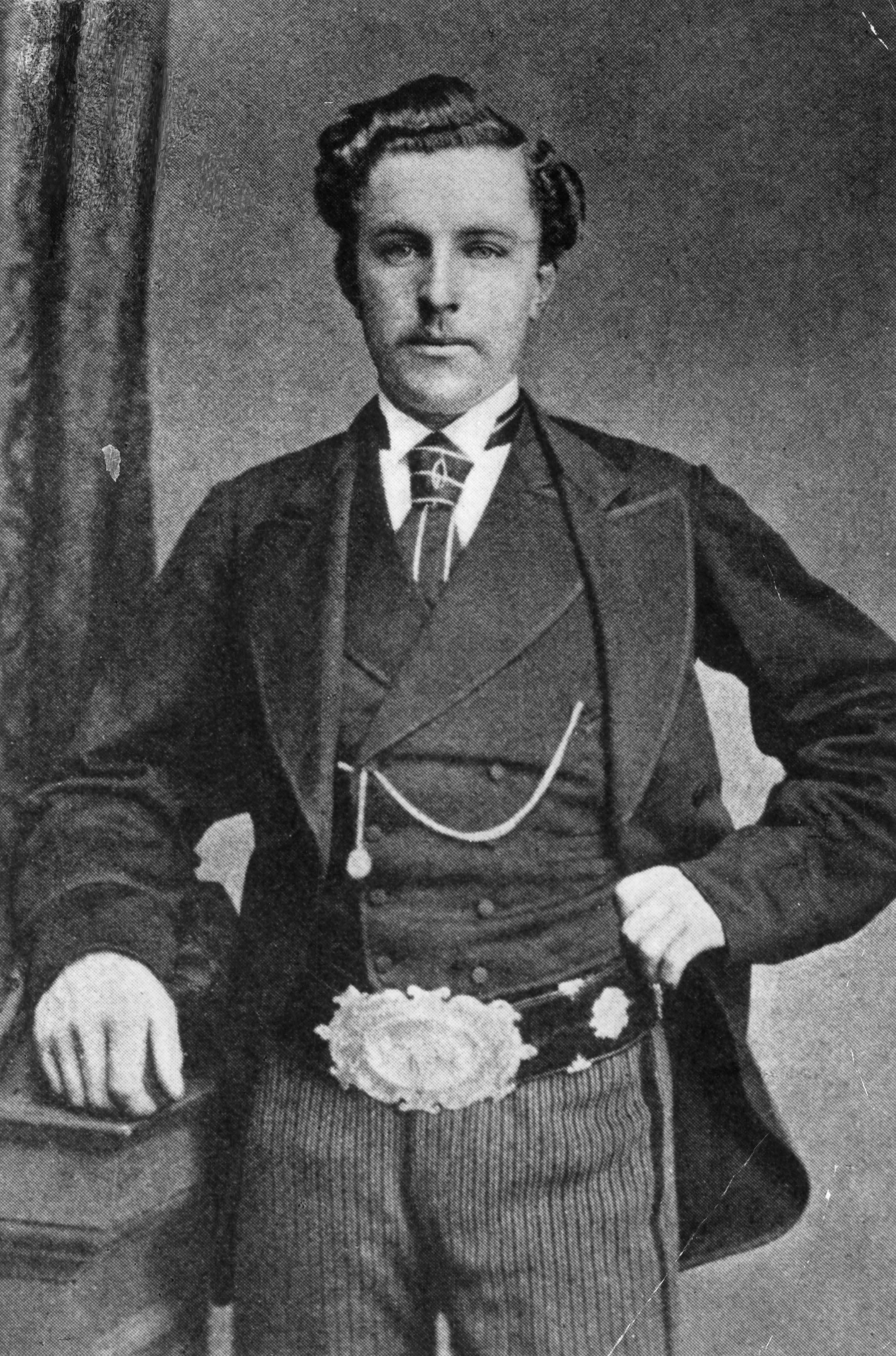 19. 1868: Young Tom beats Old Tom