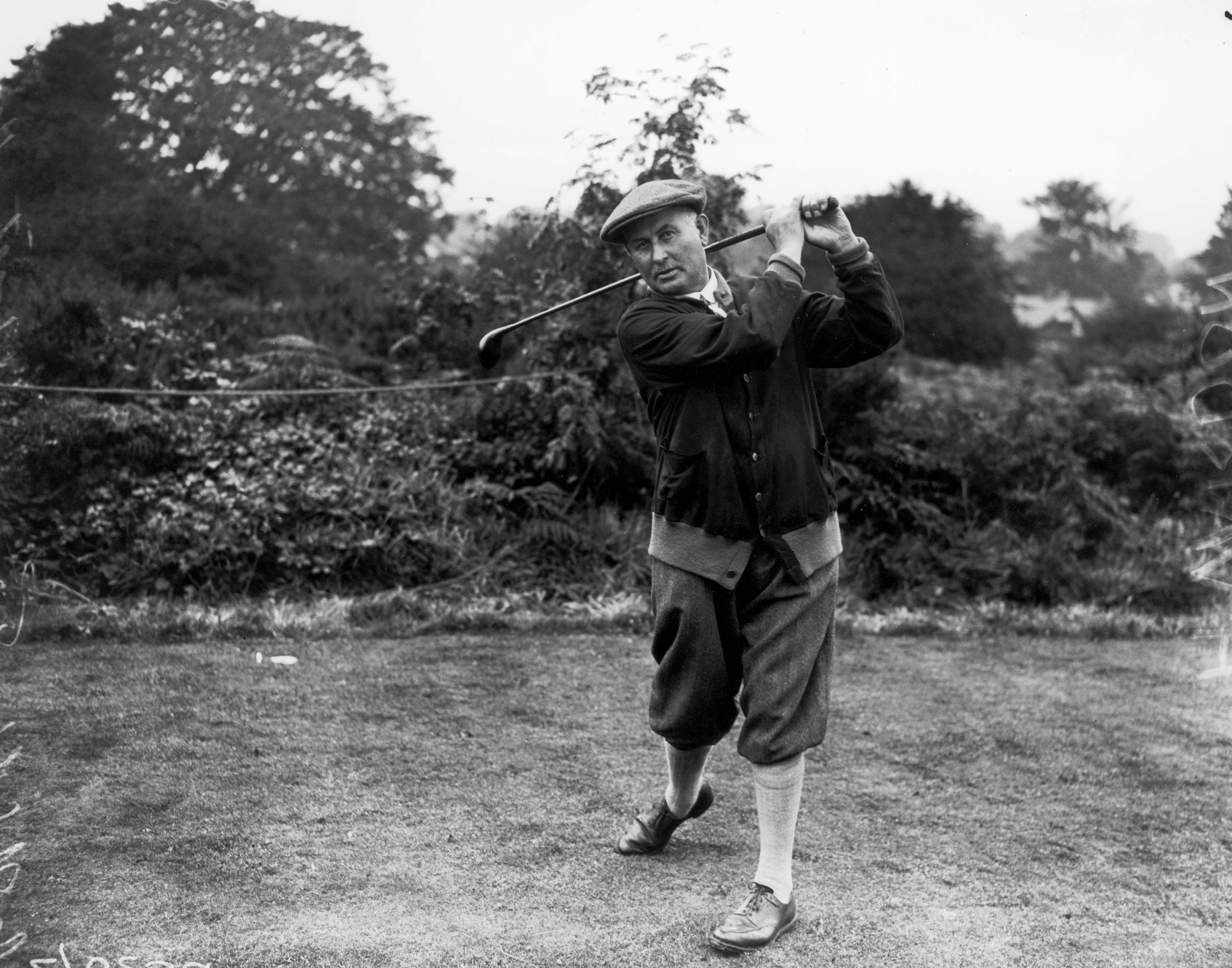 14. 1914:  Vardon wins his sixth