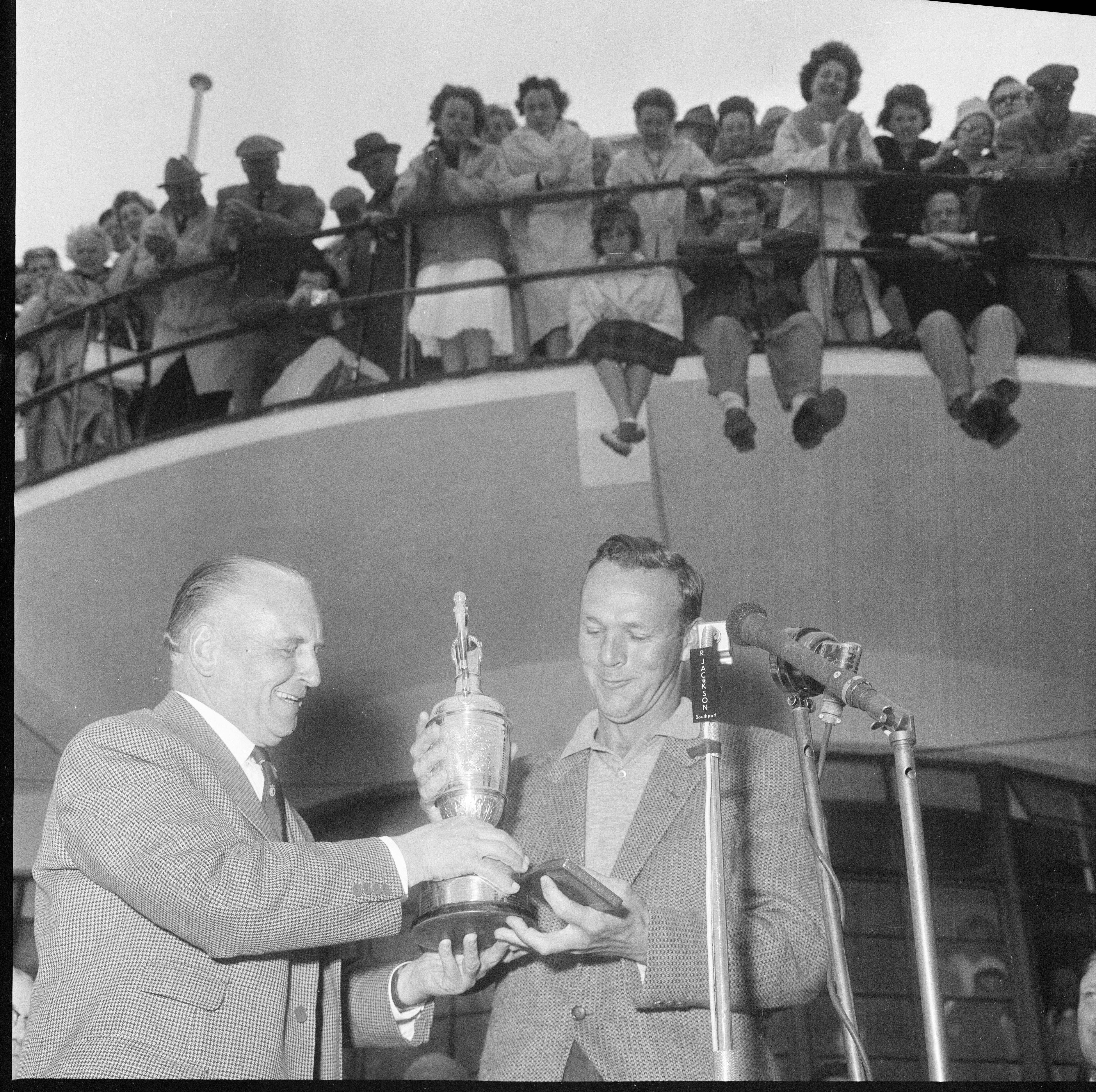 9. 1961: Arnie's second chance