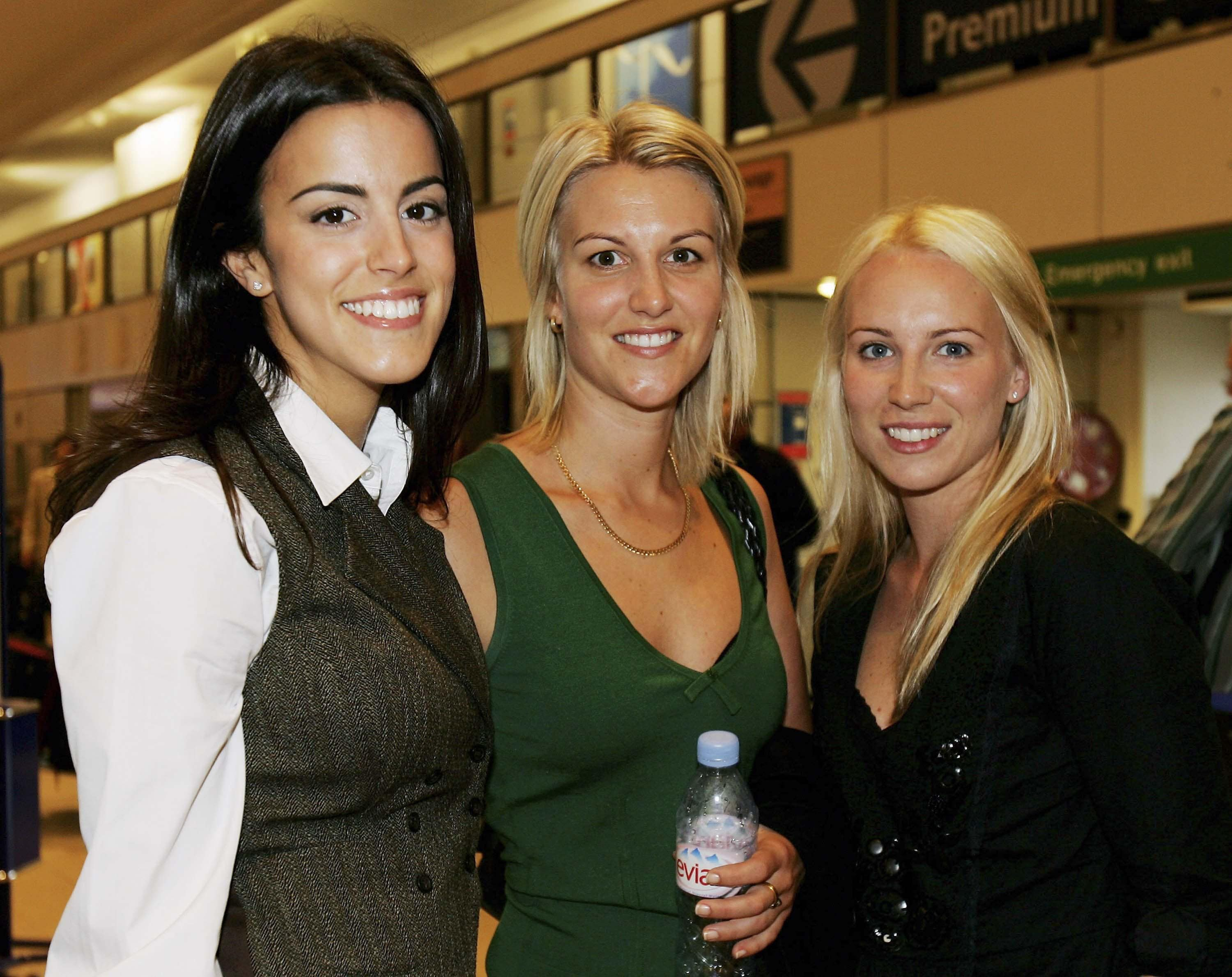 2006 Euro Ryder Cup WAGs