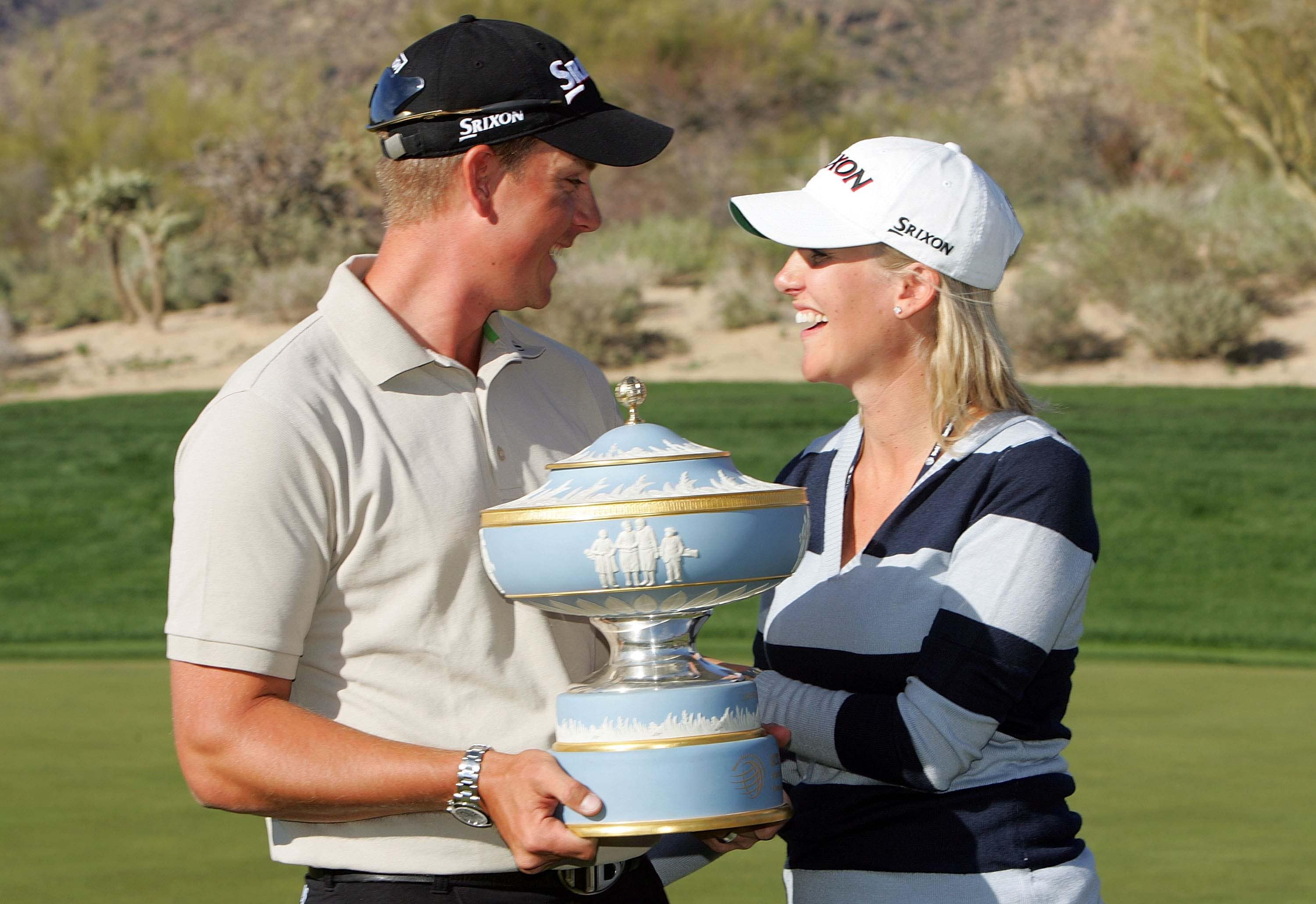 At the 2007 WGC-Accenture Match Play Championship