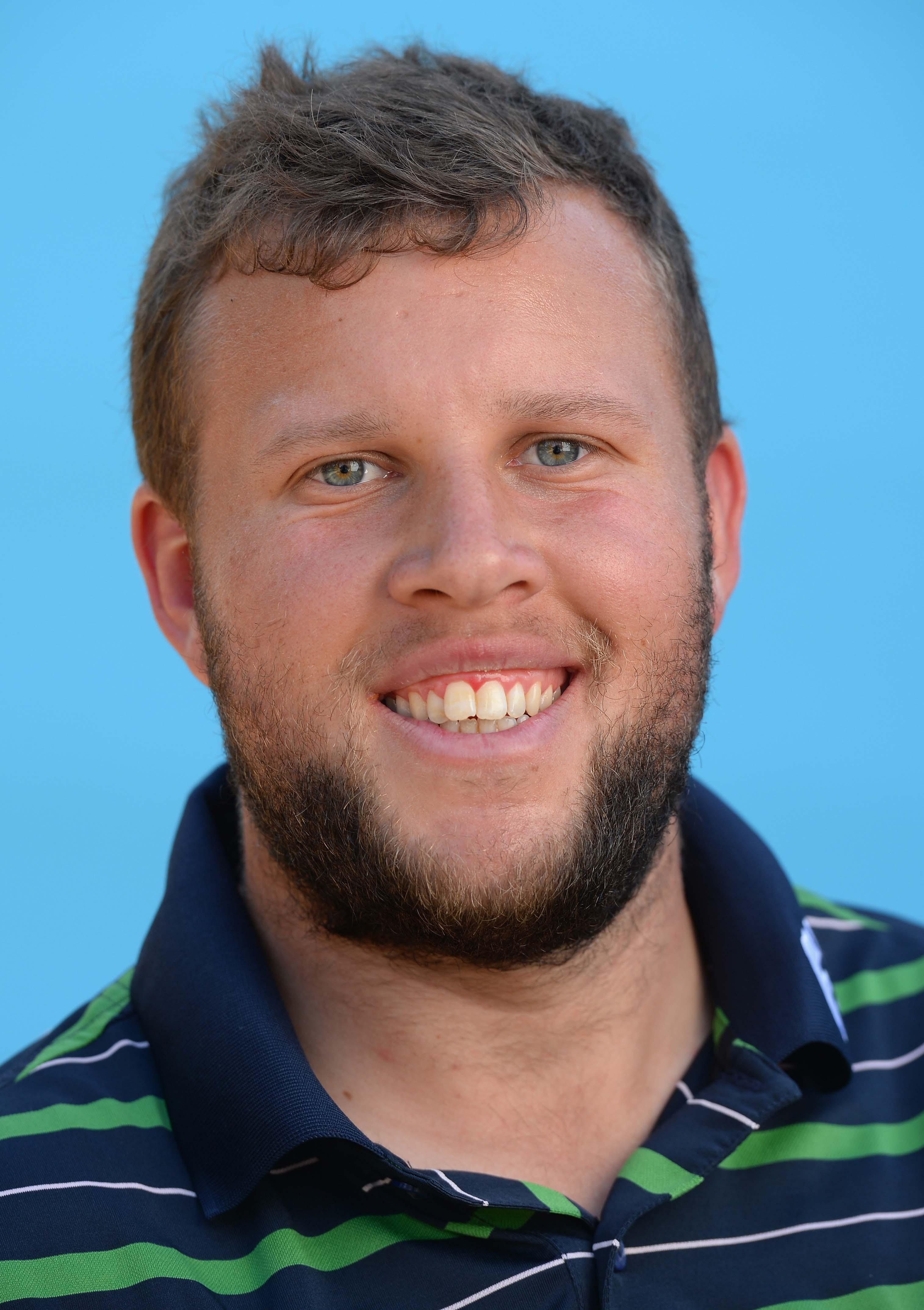 Andrew 'Beef' Johnston