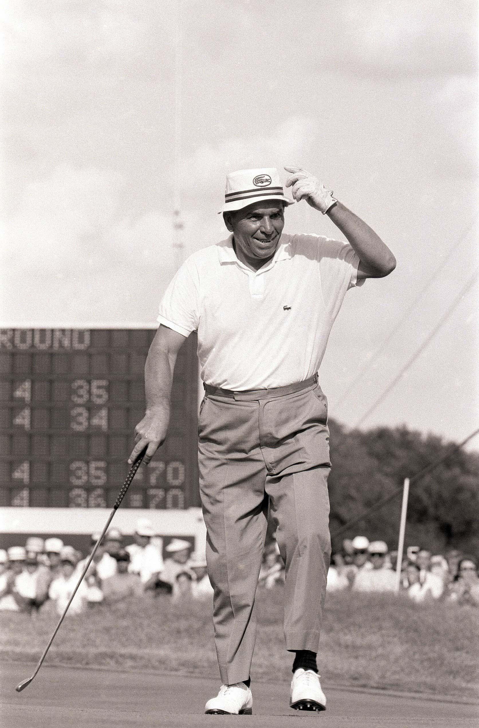 10. 1968: Age before Arnie