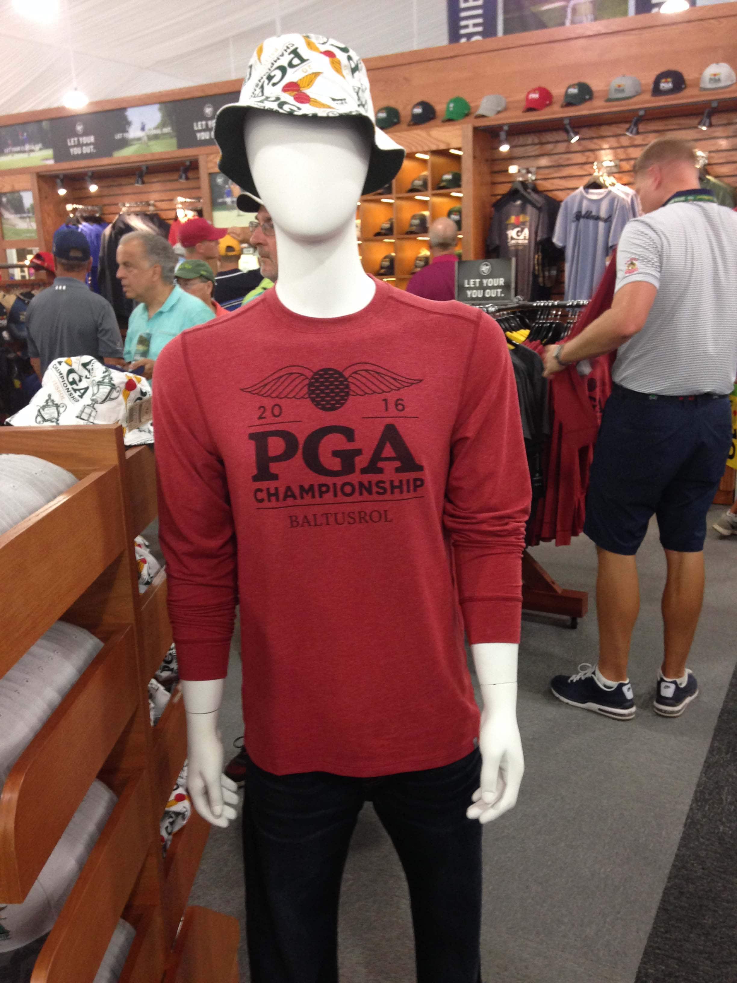 Gilligan's Island PGA ensemble