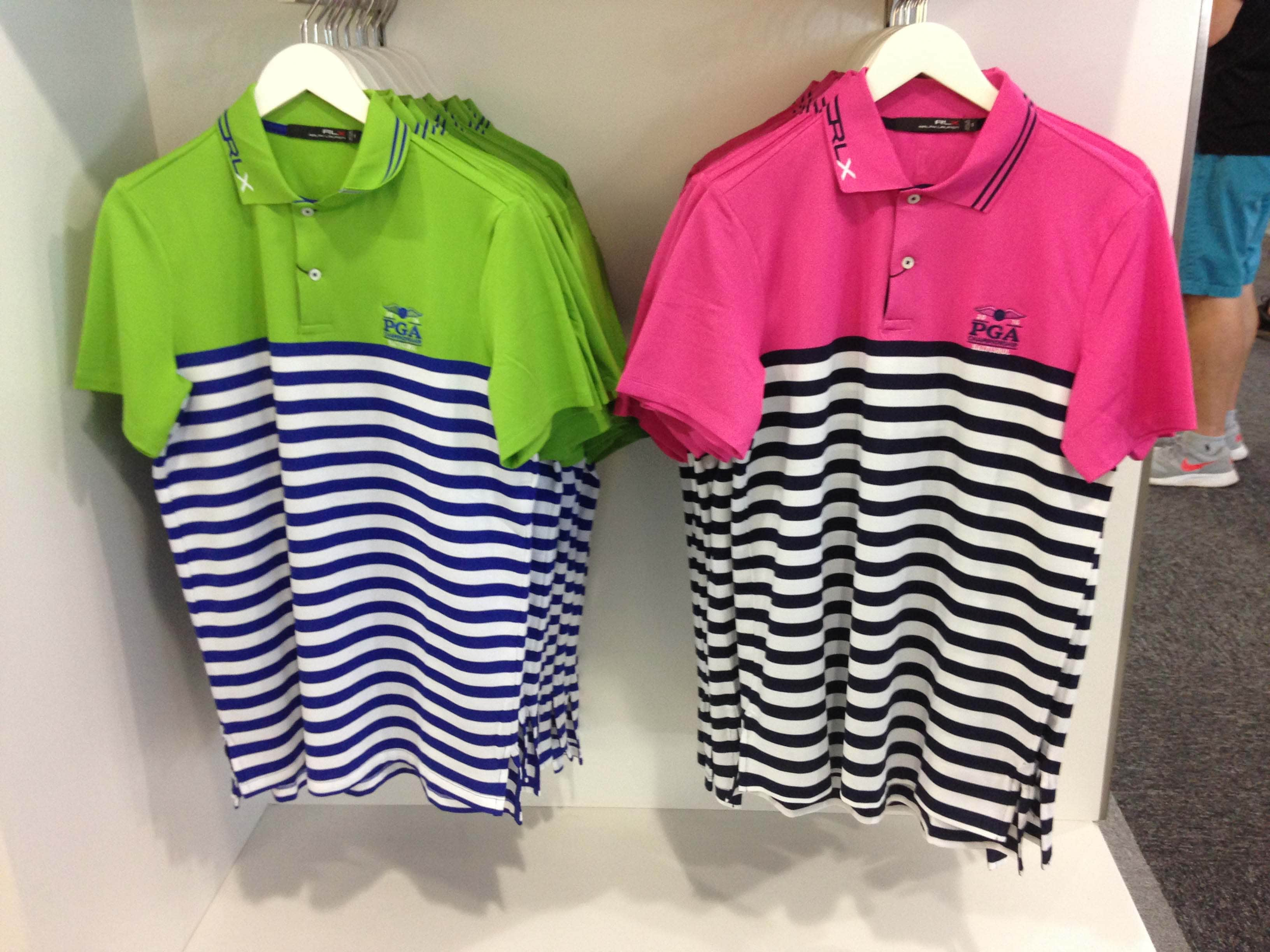 Half zebra-striped men's shirts