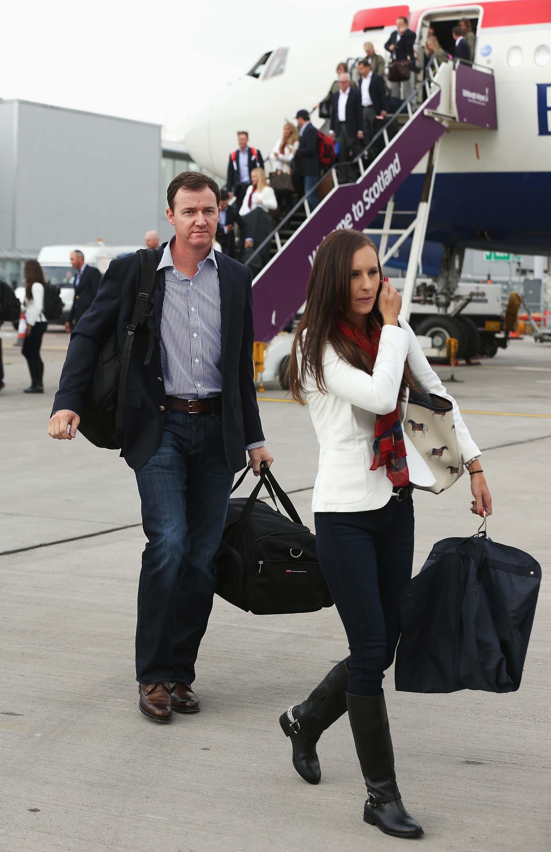 Jimmy and Erin Walker