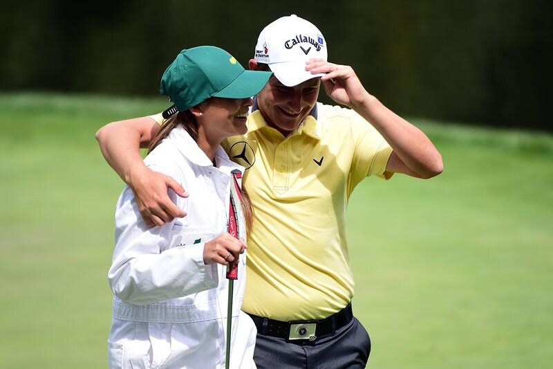 Emiliano and Macarena Grillo
