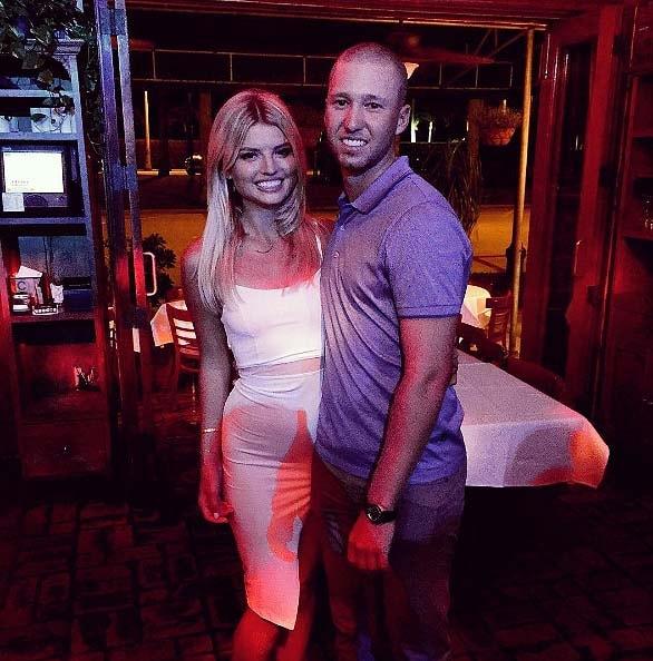 Daniel Berger and Victoria Slater