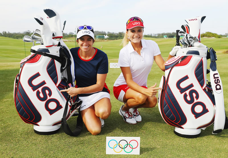 Gerina Piller, Lexi Thompson