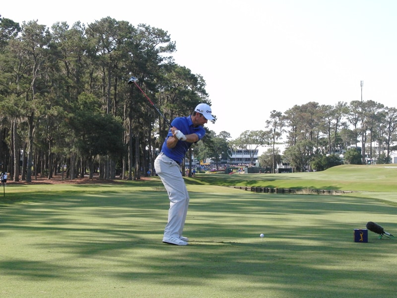 Rose GCA swing sequence, 6