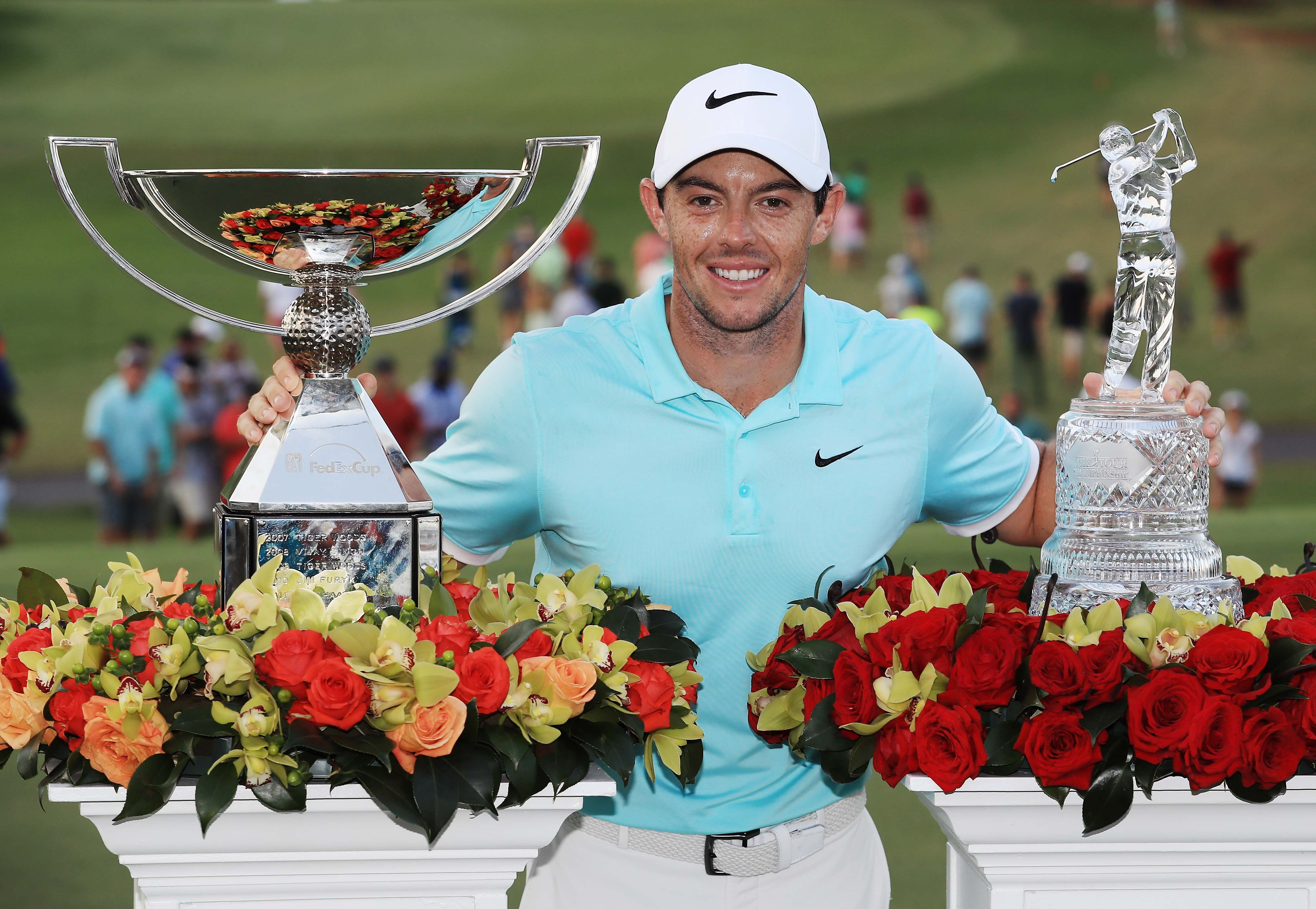 2016 FedExCup Champion: Rory McIlroy