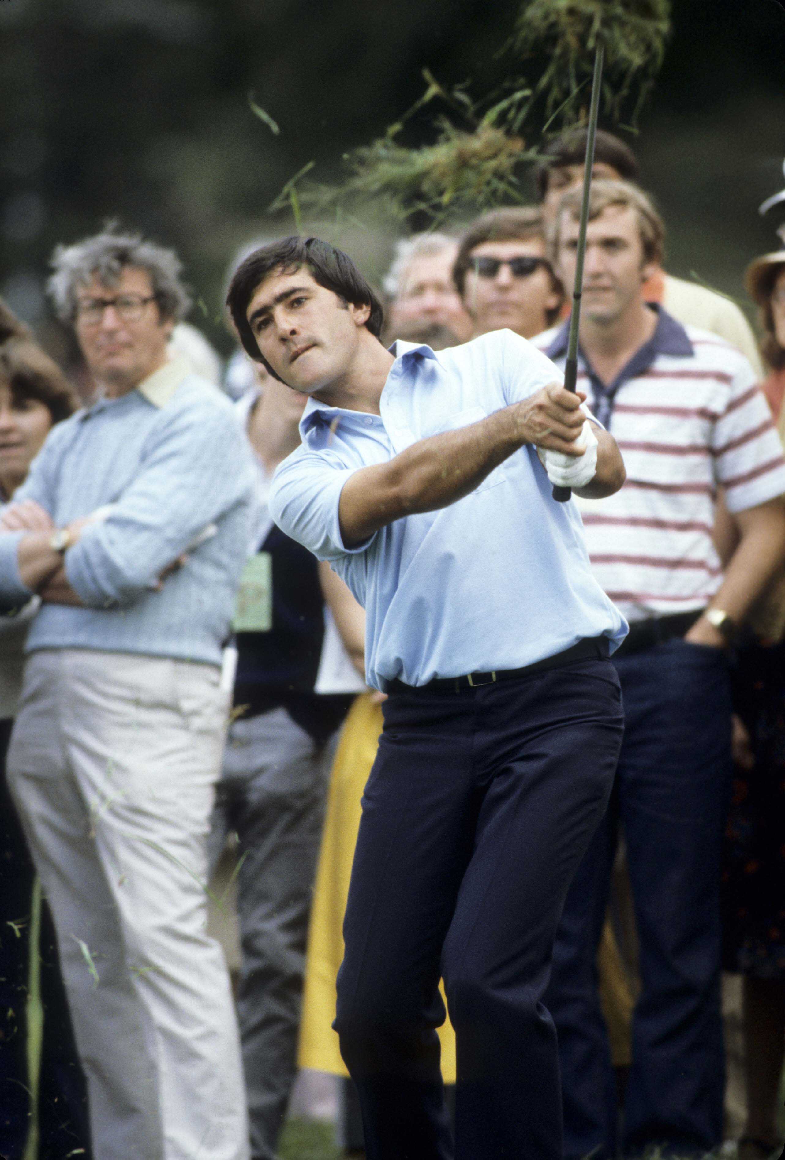 12. 1979: Seve's (and Europe's) debut