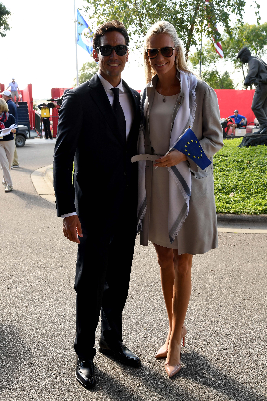 Rafa Cabrera Bello and Sofia Lundstedt