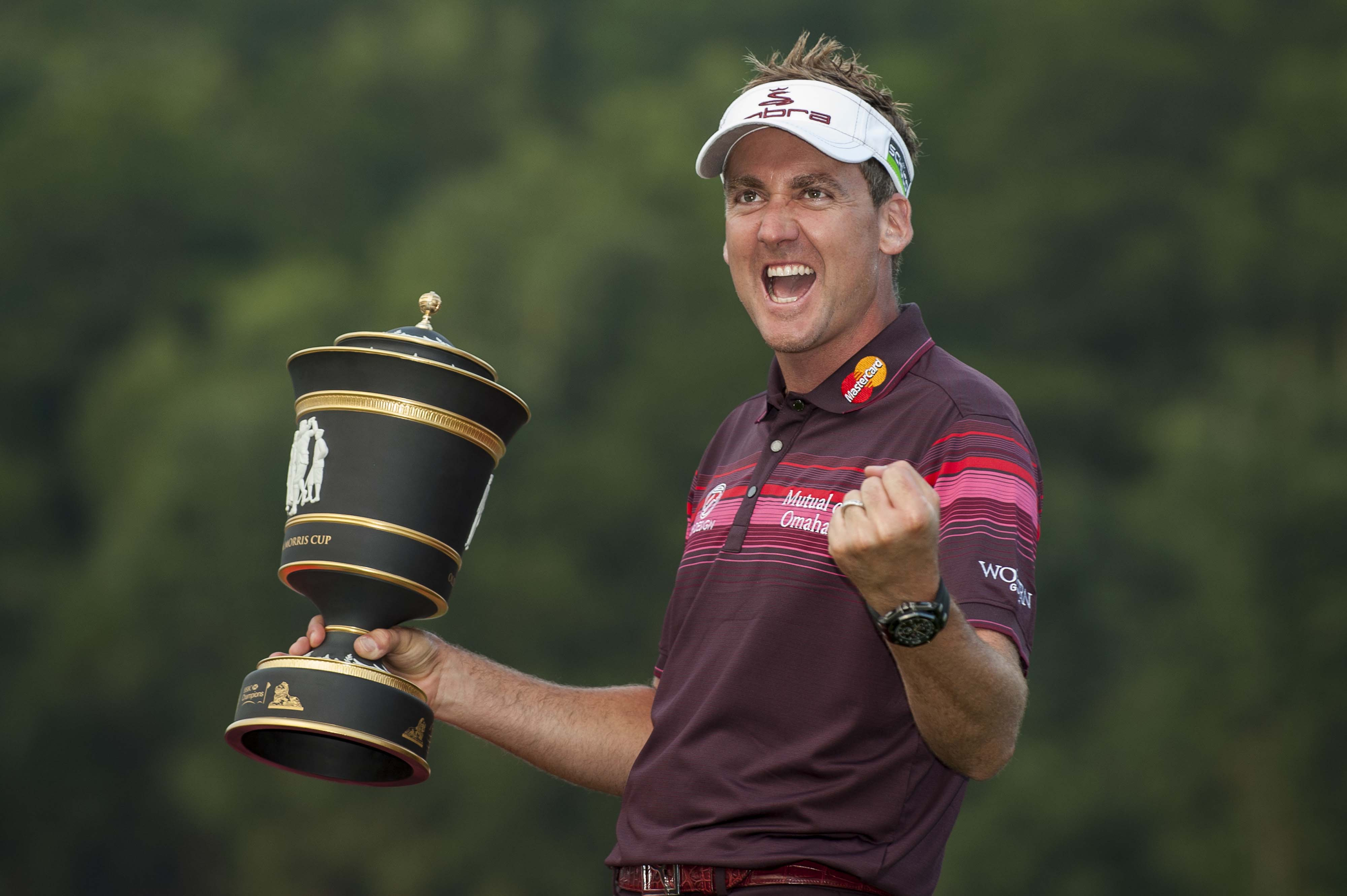 10. 2012: Poulter rides Ryder Cup high