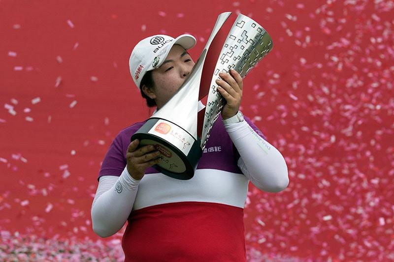 Sime Darby LPGA: Shanshan Feng