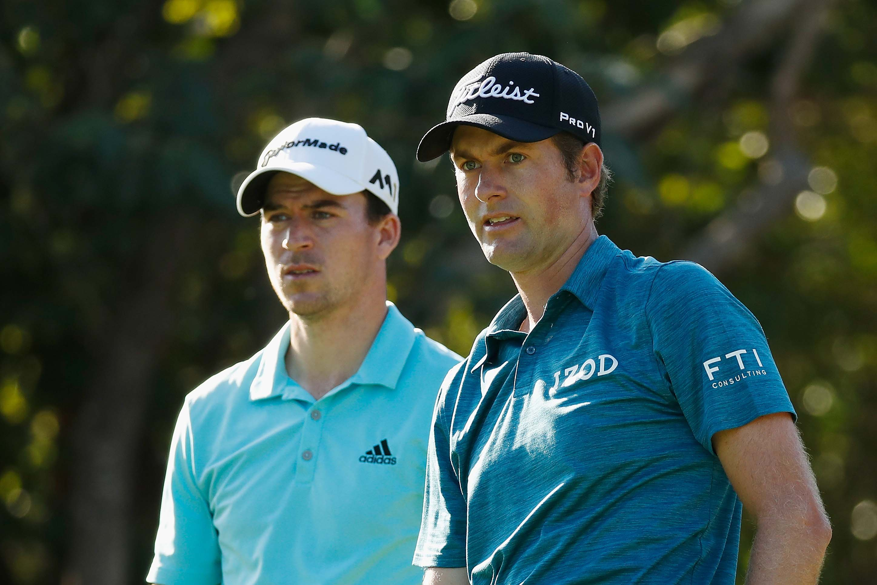 Nick Taylor and Webb Simpson