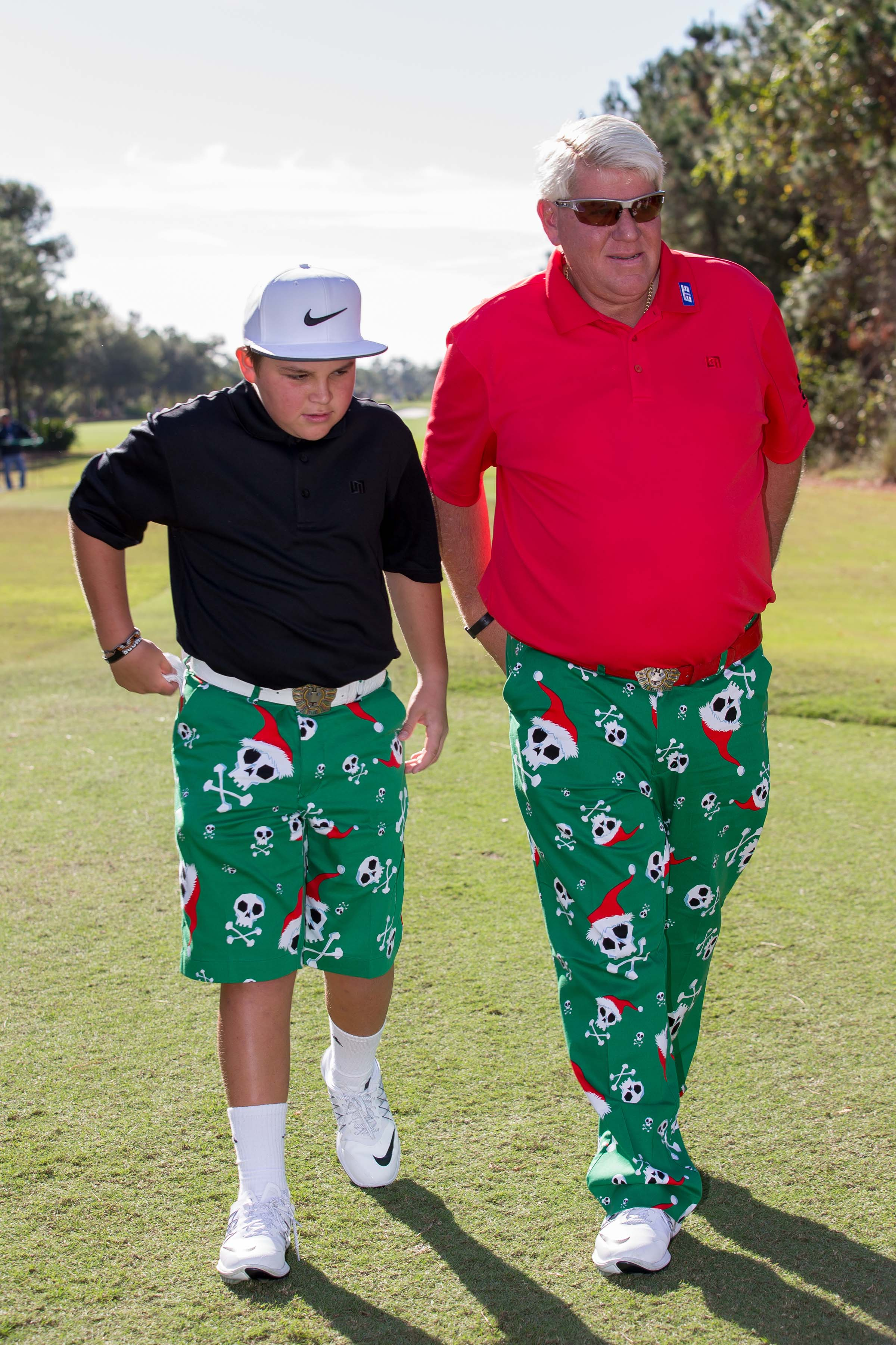 John and Little John Daly