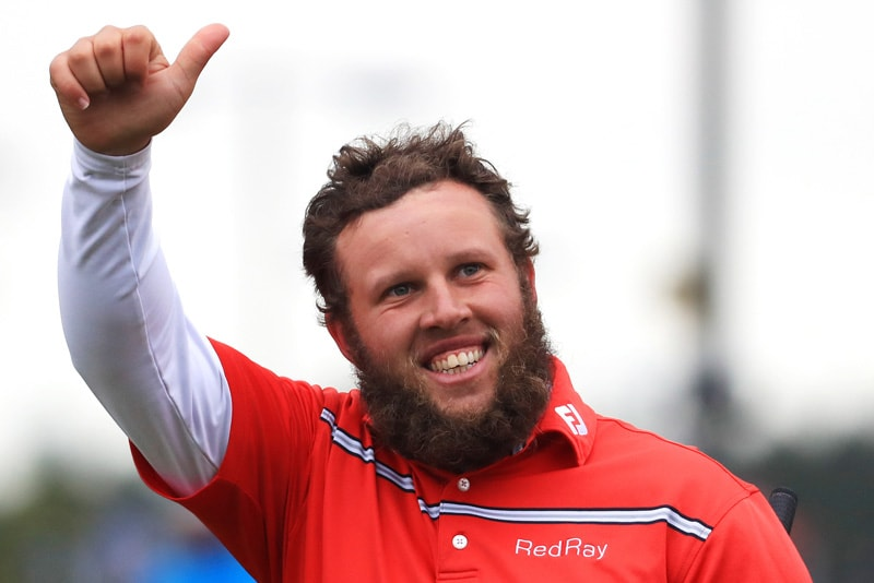 Beef takes the golf world by storm