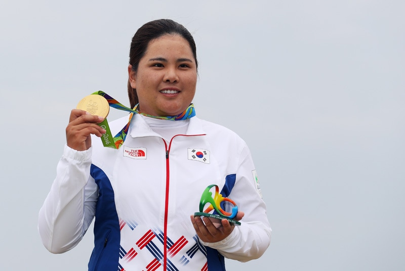 Inbee Park wins Olympic gold