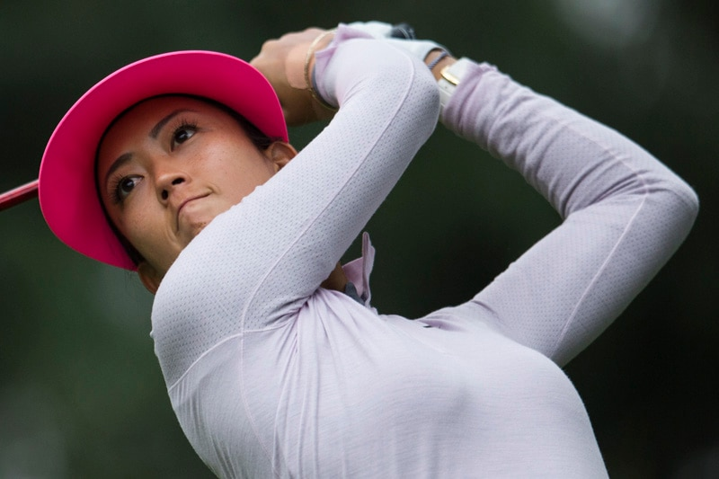 Michelle Wie falls outside the top 100