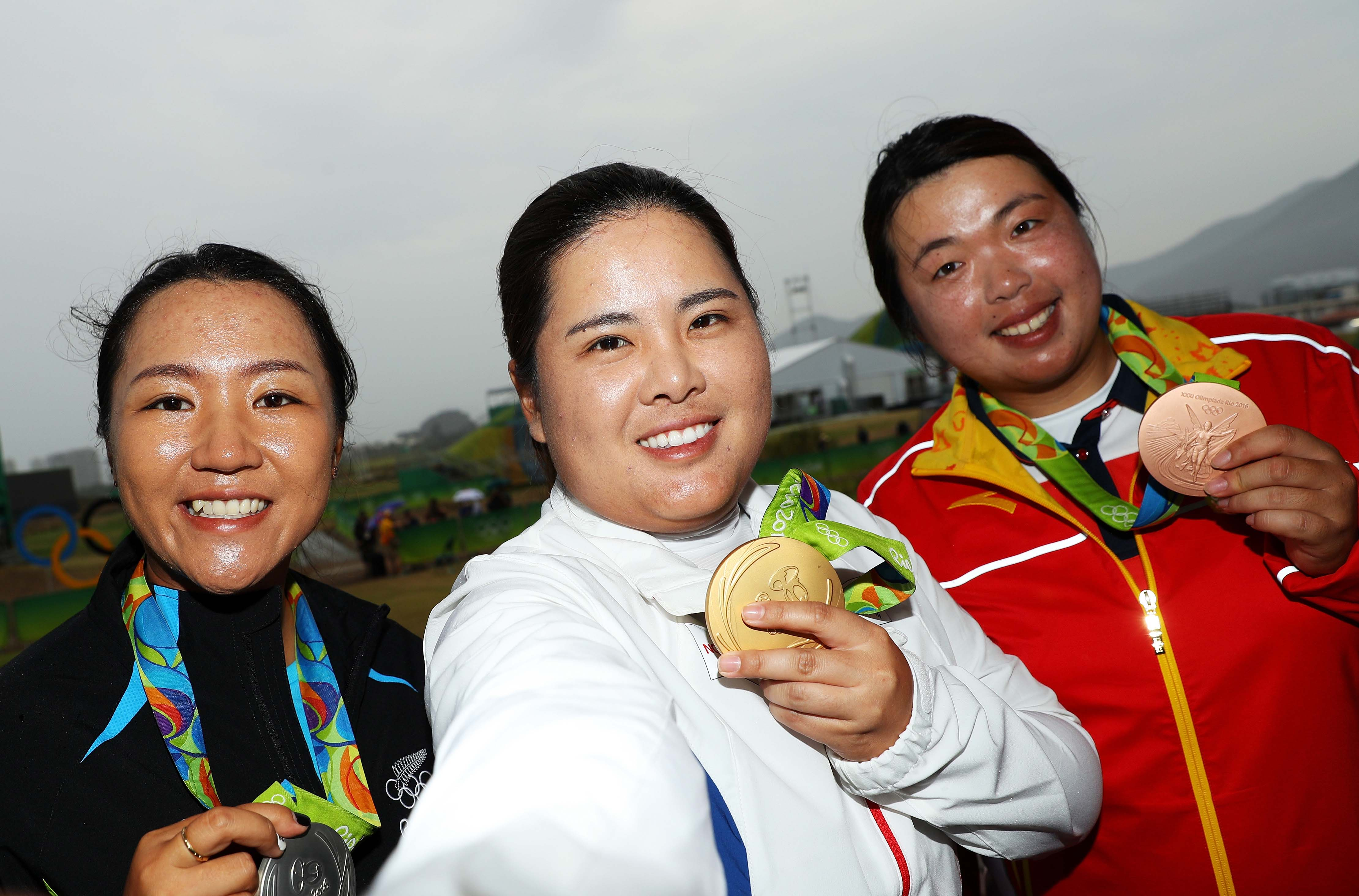 Stars step up in Olympics